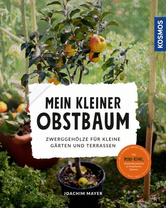 Cover-Bild Mein kleiner Obstbaum