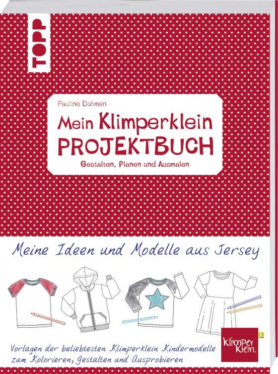 Cover-Bild Mein Klimperklein Projektbuch. Gestalten, Planen und Ausmalen