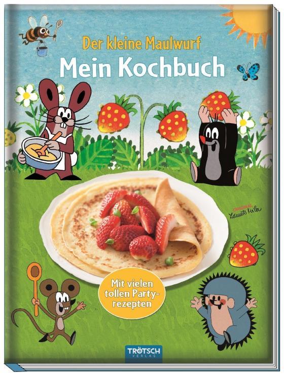 """Cover-Bild Mein Kochbuch """"Der kleine Maulwurf"""""""