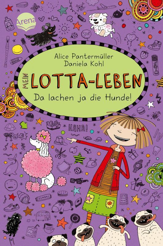 Cover-Bild Mein Lotta-Leben (14). Da lachen ja die Hunde