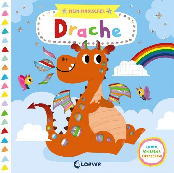Cover-Bild Mein magischer Drache