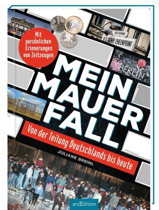 Cover-Bild Mein Mauerfall