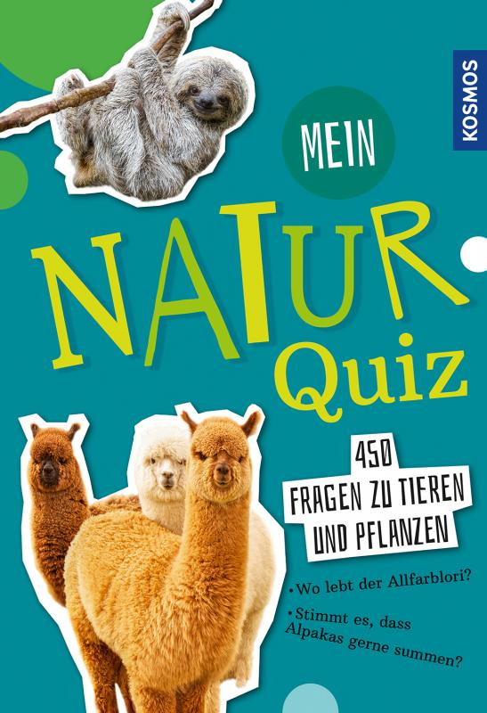 Cover-Bild Mein Naturquiz