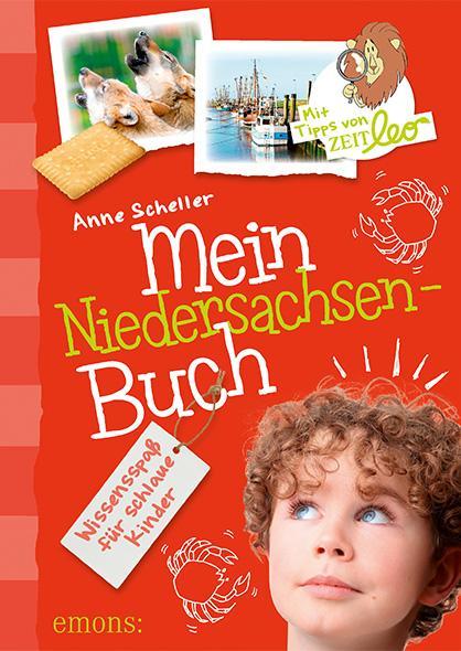 Cover-Bild Mein Niedersachsen-Buch