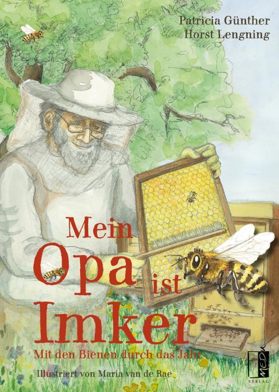 Cover-Bild Mein Opa ist Imker