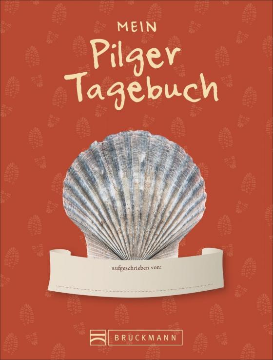 Cover-Bild Mein Pilger-Tagebuch