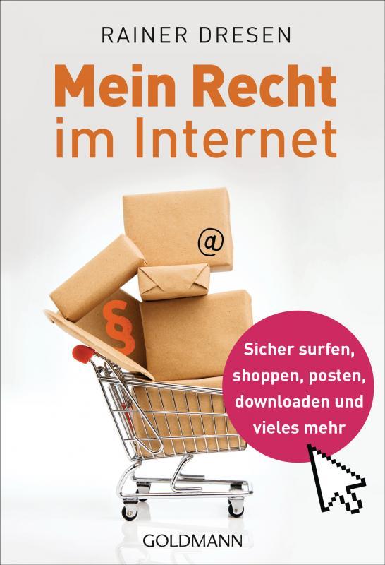 Cover-Bild Mein Recht im Internet