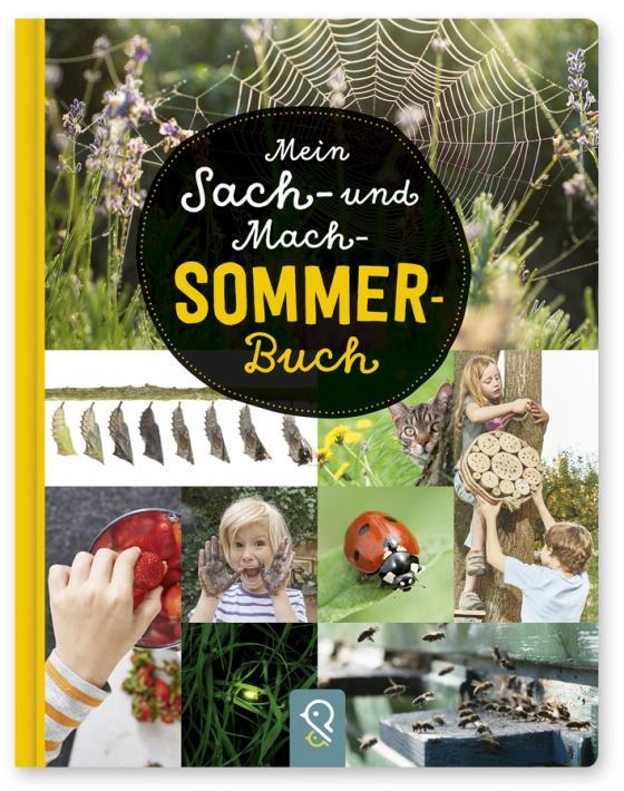 Cover-Bild Mein Sach- und Mach-Sommer-Buch