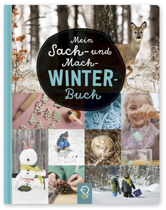 Cover-Bild Mein Sach- und Mach-Winter-Buch