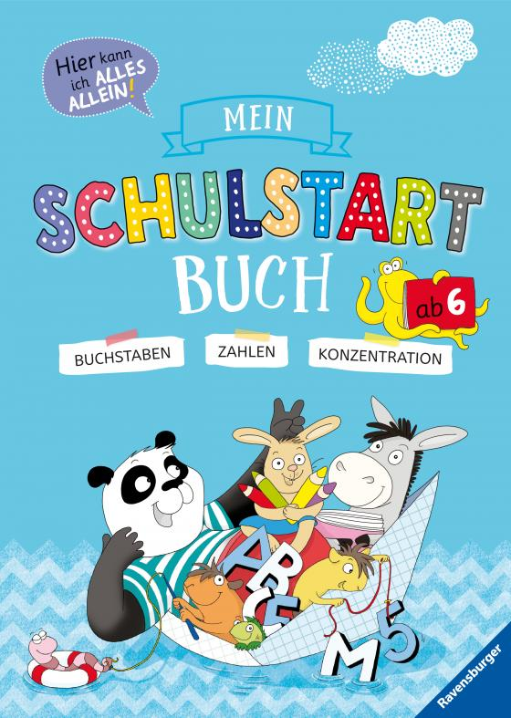 Cover-Bild Mein Schulstart-Buch