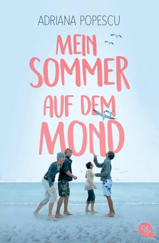 Cover-Bild Mein Sommer auf dem Mond