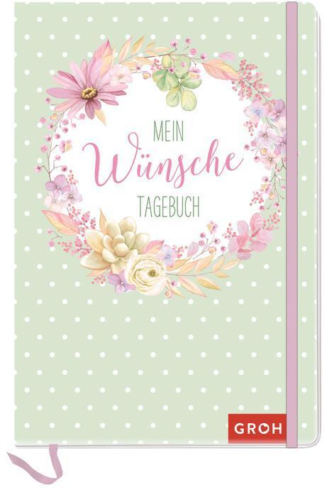 Cover-Bild Mein Wünsche-Tagebuch