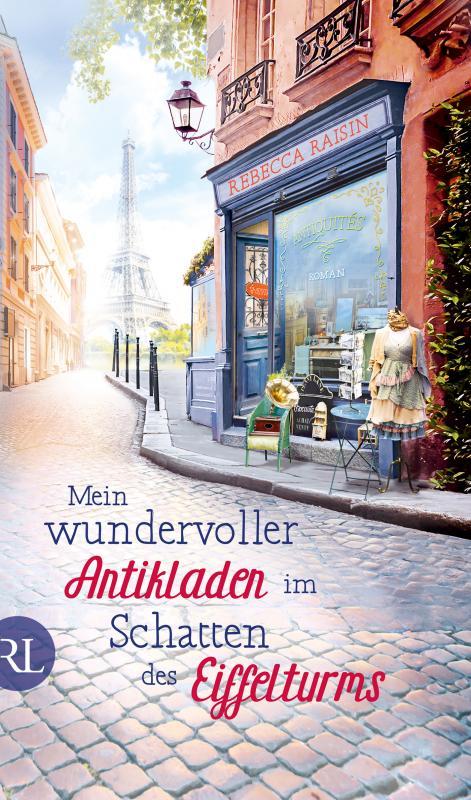 Cover-Bild Mein wundervoller Antikladen im Schatten des Eiffelturms