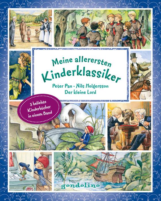 Cover-Bild Meine allerersten Kinderklassiker