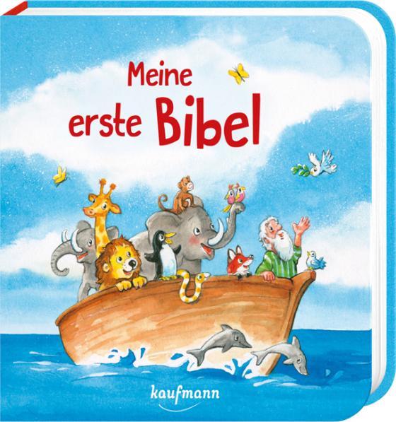 Cover-Bild Meine erste Bibel
