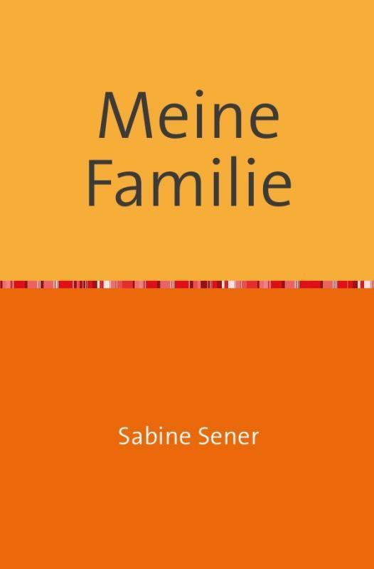 Cover-Bild Meine Familie