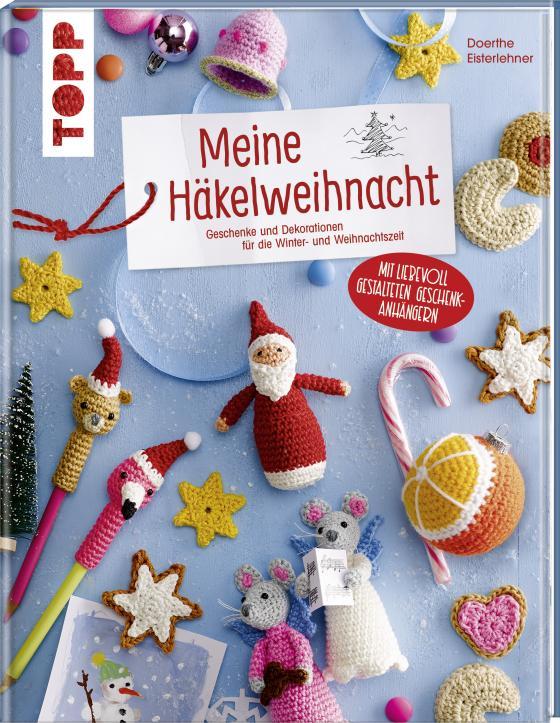 Cover-Bild Meine Häkelweihnacht