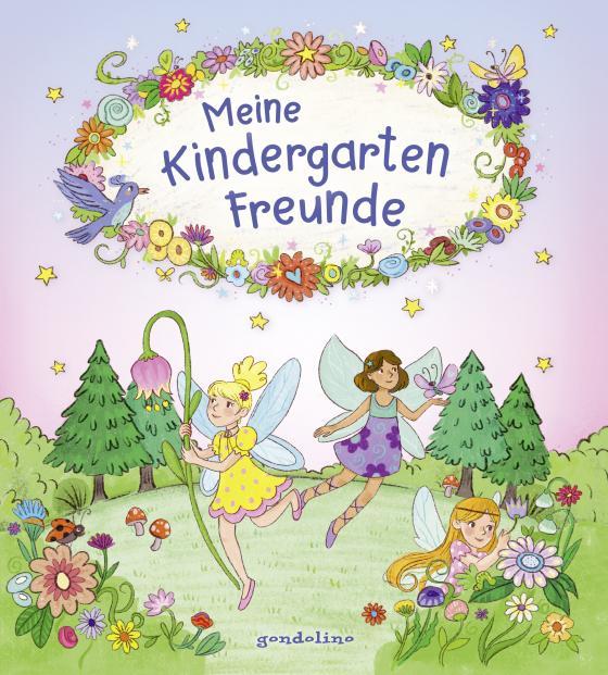Cover-Bild Meine Kindergarten-Freunde (Feen und Elfen)