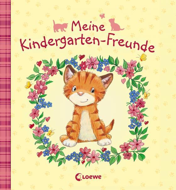 Cover-Bild Meine Kindergarten-Freunde (Kätzchen)