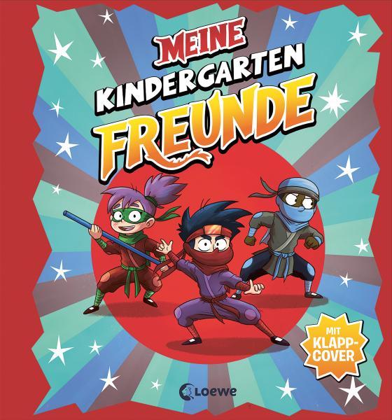 Cover-Bild Meine Kindergarten-Freunde (Ninjas)