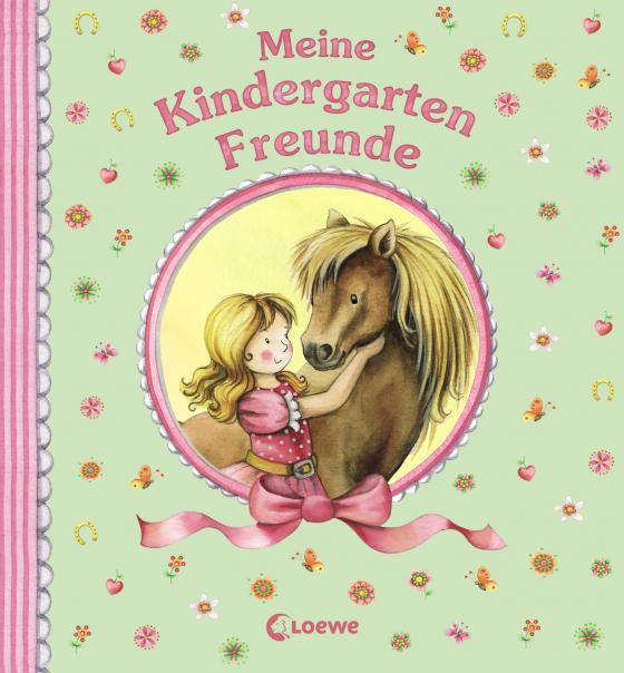 Cover-Bild Meine Kindergarten-Freunde (Ponys)