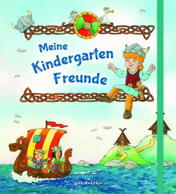 Cover-Bild Meine Kindergarten-Freunde (Wikinger)