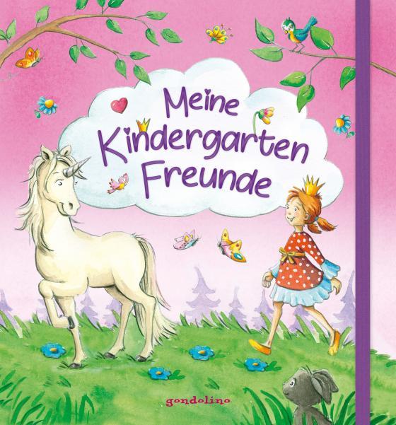 Cover-Bild Meine Kindergarten-Freunde