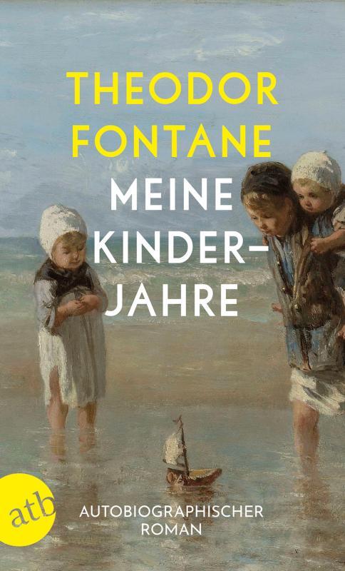 Cover-Bild Meine Kinderjahre