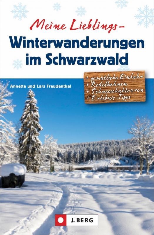 Cover-Bild Meine Lieblings-Winterwanderungen im Schwarzwald
