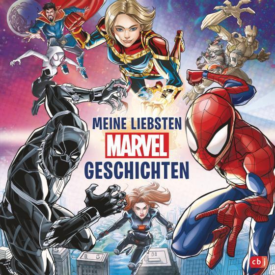Cover-Bild Meine liebsten Marvel-Geschichten