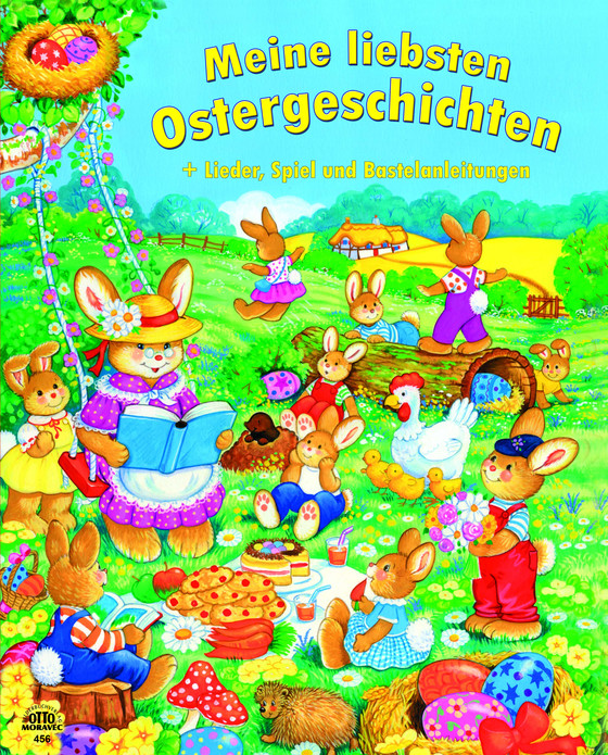 Cover-Bild Meine liebsten Ostergeschichten