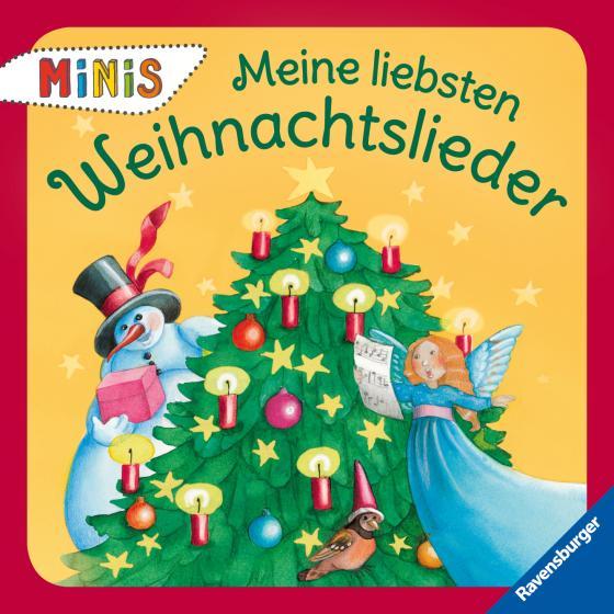 Cover-Bild Meine liebsten Weihnachtslieder