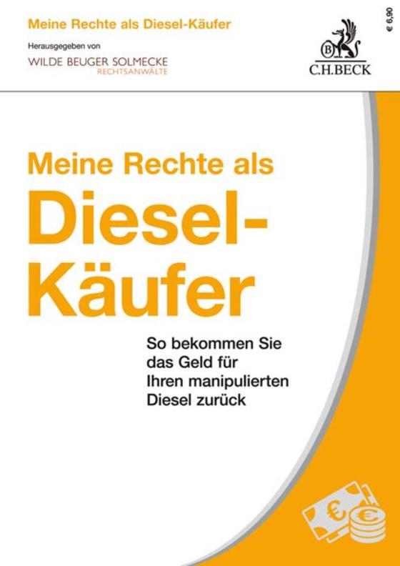 Cover-Bild Meine Rechte als Diesel-Käufer