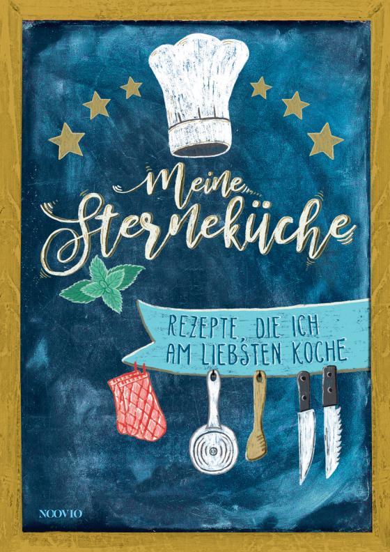 Cover-Bild Meine Sterneküche (Eintragbuch)
