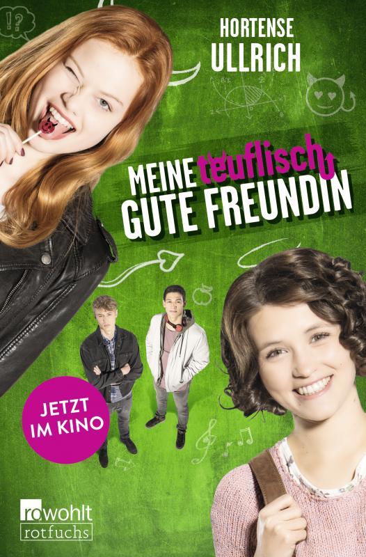 Cover-Bild Meine teuflisch gute Freundin