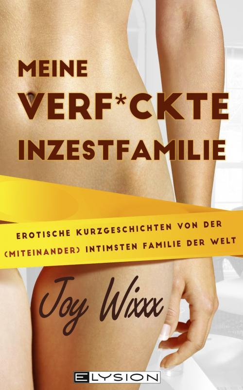 Cover-Bild Meine total verfickte Inzestfamilie
