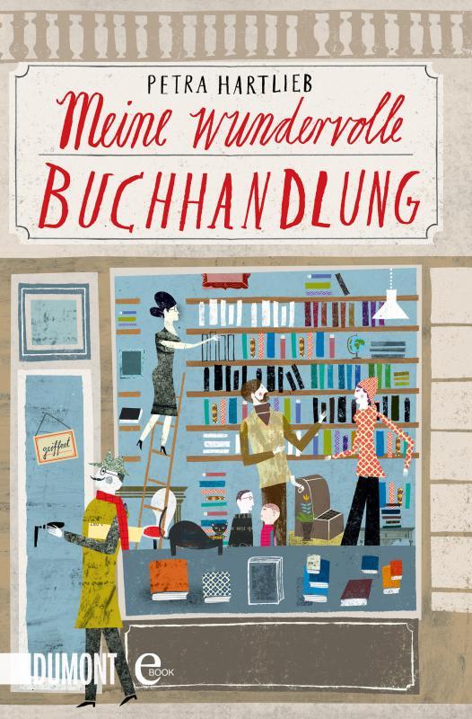 Cover-Bild Meine wundervolle Buchhandlung