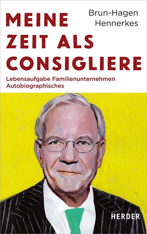 Cover-Bild Meine Zeit als Consigliere