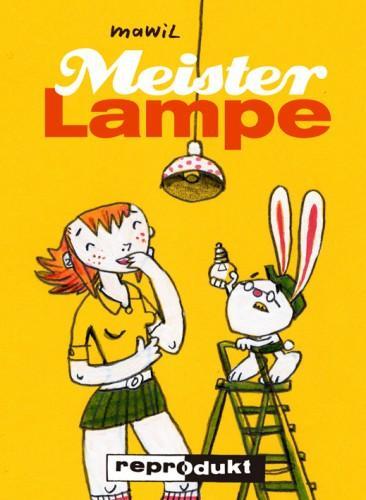 Cover-Bild Meister Lampe
