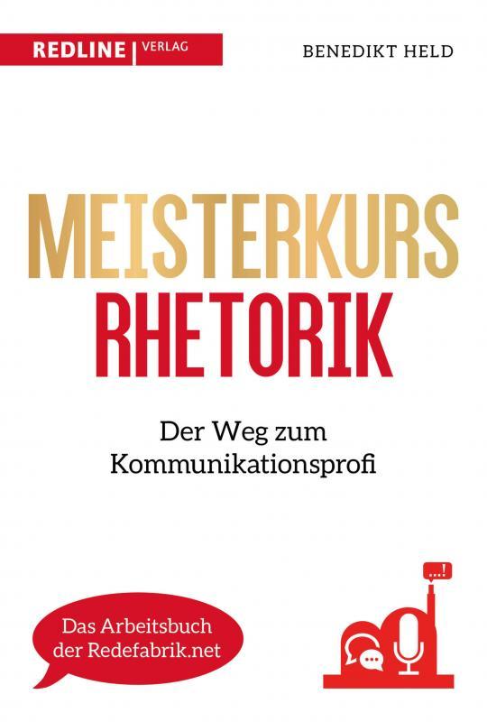 Cover-Bild Meisterkurs Rhetorik