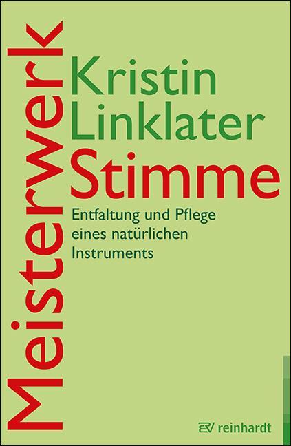 Cover-Bild Meisterwerk Stimme