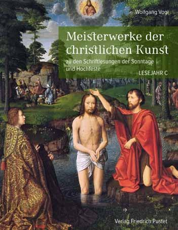 Cover-Bild Meisterwerke der christlichen Kunst. Lesejahr C