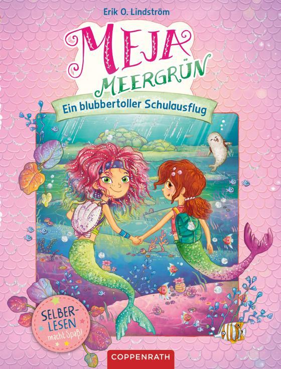 Cover-Bild Meja Meergrün (Bd. 2 für Leseanfänger)