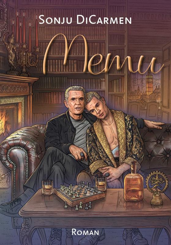 Cover-Bild Memu
