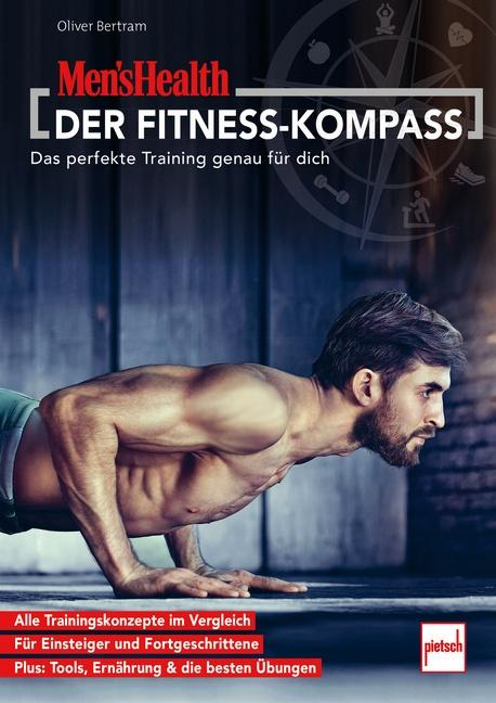 Cover-Bild MEN'S HEALTH DER FITNESS-KOMPASS