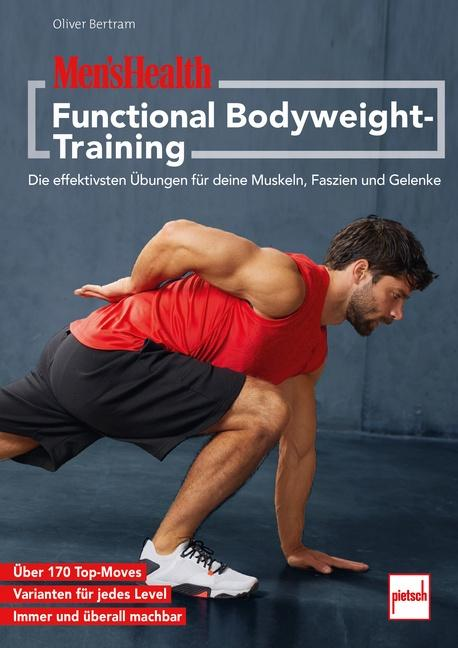 Cover-Bild MEN'S HEALTH Functional-Bodyweight-Training