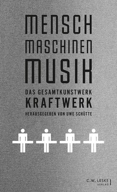 Cover-Bild Mensch - Maschinen - Musik