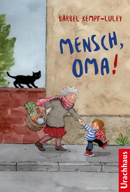 Cover-Bild Mensch, Oma!