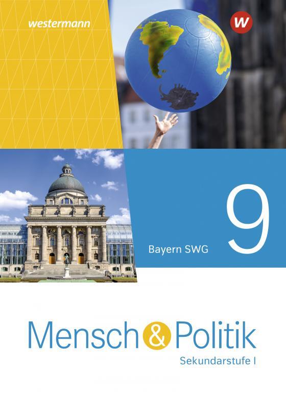Cover-Bild Mensch und Politik SI / Mensch und Politik SI - Ausgabe 2021 für Gymnasien in Bayern