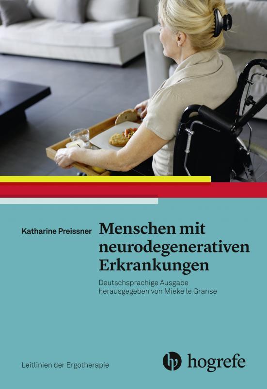 Cover-Bild Menschen mit neurodegenerativen Erkrankungen